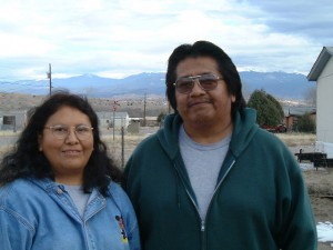 Effie & Orville Garcia Santa Clara Pueblo Indian Potter